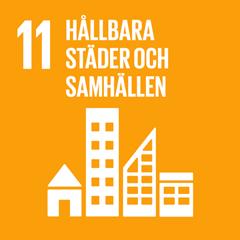 11. Hållbara städer och samhällen